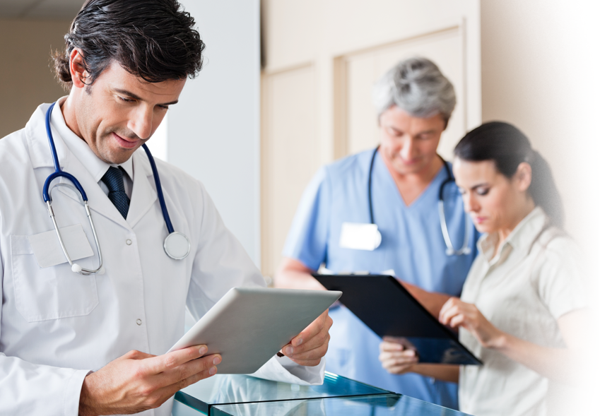 The Number 1 Choice in Medical Staffing Solutions